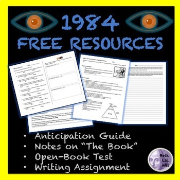 Free 1984 Resources