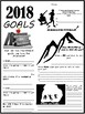 Free 2018 Goal Setting Page