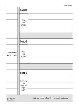 """Free - 2nd Grade:  Writing Mastery with """"Rough Draft"""" Templates (Journeys)"""