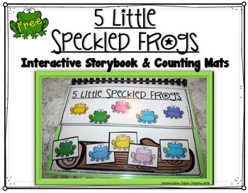 Free 5 Little Speckled Frogs