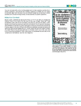 Free AP European History Lesson Plans