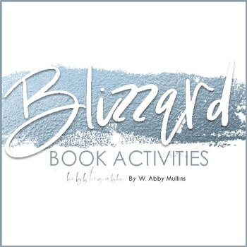Free Activities for Blizzard by John Rocco