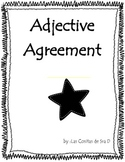 Free Adjective Agreement in Spanish