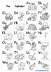 Free Alphabet Charts - THIS IS A ZIP FILE OF RESOURCE IN A