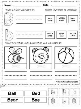 Free Alphabet Cut and Paste Part 4