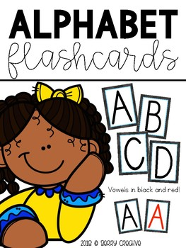 photo regarding Free Printable Abc Flashcards named Totally free Alphabet Flashcards