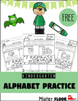 Free Alphabet Practice
