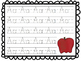 Free Alphabet and Handwriting Practice Pages The Letter A