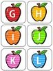 Free!  Apple ABC Pocket Chart Game - Preschool, PreK, and