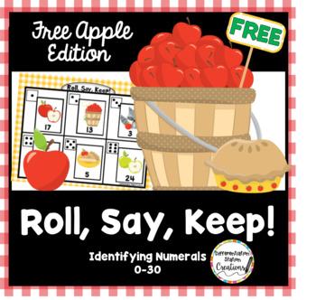 Roll, Say, Keep FREE
