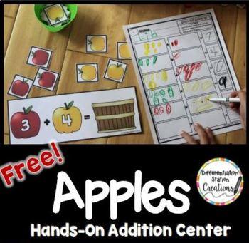 Addition FREE: Apples