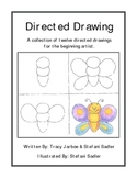 Free April Directed Drawing