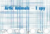 Arctic Animals - I spy worksheet