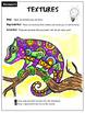 Free: Art exercise: Textures : Grades 5-6