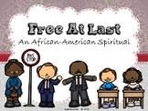 Free At Last: An Afro.-Amer. Spiritual (MLK Jr. Music for Elem. Music Room)-PPT
