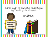 Free August Reading Challenge