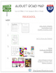 Free August Speech & Language Therapy Lesson Plans