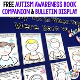 Free Autism Awareness Bulletin Board and Comprehension