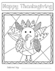 Free Autumn Coloring Pages