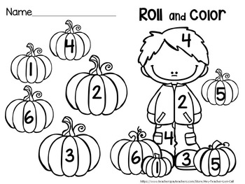 Free Autumn Math Games