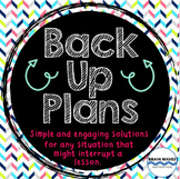 Free Back Up Plans to Save the Day!  5 Solutions for Commo