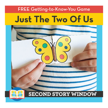 Free Back to School Game • Just the Two Of Us • Beginning of the Year Activities