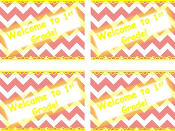Free Back to School Gift Tags