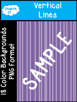 Backgrounds-Vertical Lines