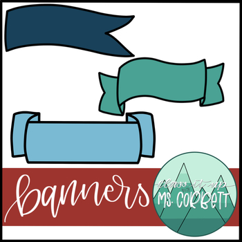Free Banners Clip Art