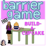 Free Barrier Games for Receptive and Expressive Language B