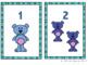 Bear Number Cards 1-12
