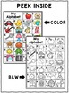 Beginning Blends Charts