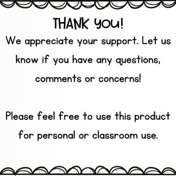 Free Behavior Chart!