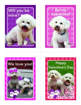 Free Bella and Rosie Valentines (Set of Four) #3