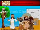 Free Bible Friends Clip Art from Charlotte's Clips: Catholic - Christian Series