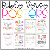 Free Bible Verse Posters
