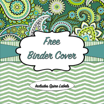 It's just a picture of Printable Binder Cover Templates within cute