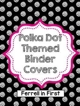 Free Binder Covers!