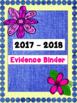 Free Binder Covers 2017 - 2018