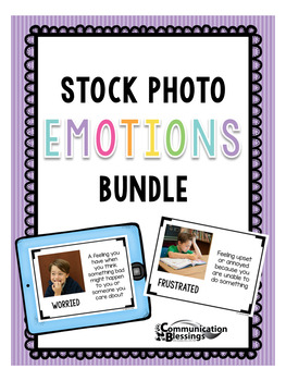 Free Binder Covers and Spines for Emotion Products