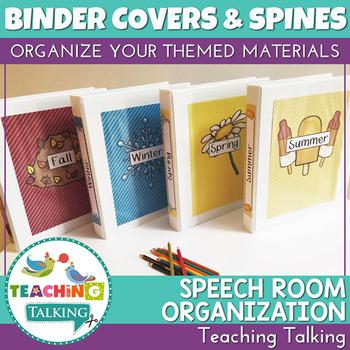 Free Binder Spines
