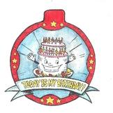 Free Birthday Badge