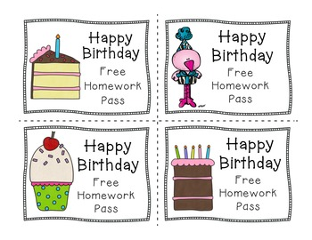 Free Birthday Celebration Idea
