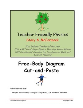 Free Body Diagram Cut-and-Paste
