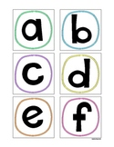 Free Boggle Board and Worksheet