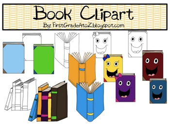 Book Clipart free