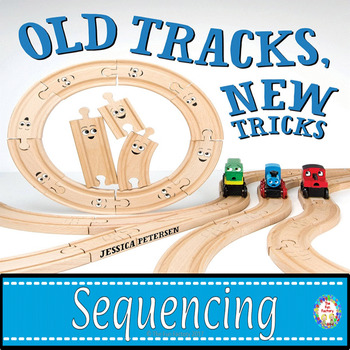 Free Book Companion for Old Tracks New Tricks - Sequencing