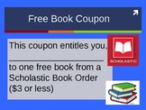 Free Book Prize Template