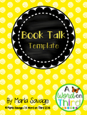 Free Book Recommendation Template