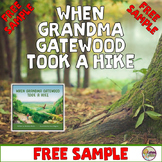 When Grandma Gatewood Took A Hike - Free Book Study